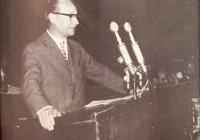 19. – 20. října 1967: V. sjezd československých novinářů
