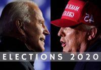 Show roku aneb Trump a Biden na scénu