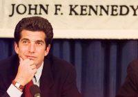 25. listopad 1960 – den narození Johna F. Kennedyho, Jr.