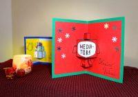 Vánoční Mediatoří 3D přání