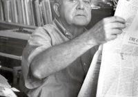 Zemřel Antonín J. Liehm. Významná osobnost české žurnalistiky se dožila 96 let