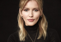 Linda Bartošová měla premiéru v hlavních zprávách