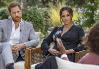 Česká televize na Apríla odvysílá rozhovor Meghan a Harryho