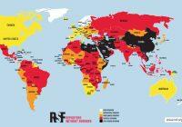 Reportéři bez hranic: Svoboda tisku klesá. Na vině je i covid
